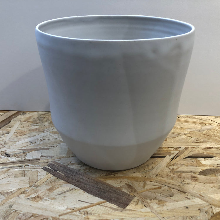 Plant Pot White - Logan Malloch