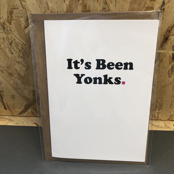 It's Been Yonks [variant_title] - Logan Malloch