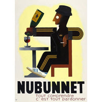 Nubunnet Limited Edition Mounted - Logan Malloch
