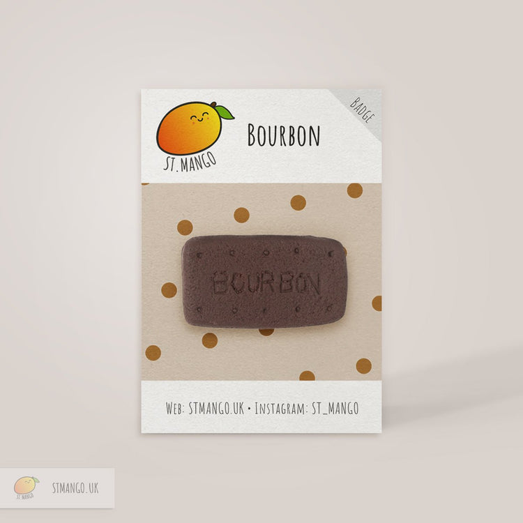 Bourbon Badge