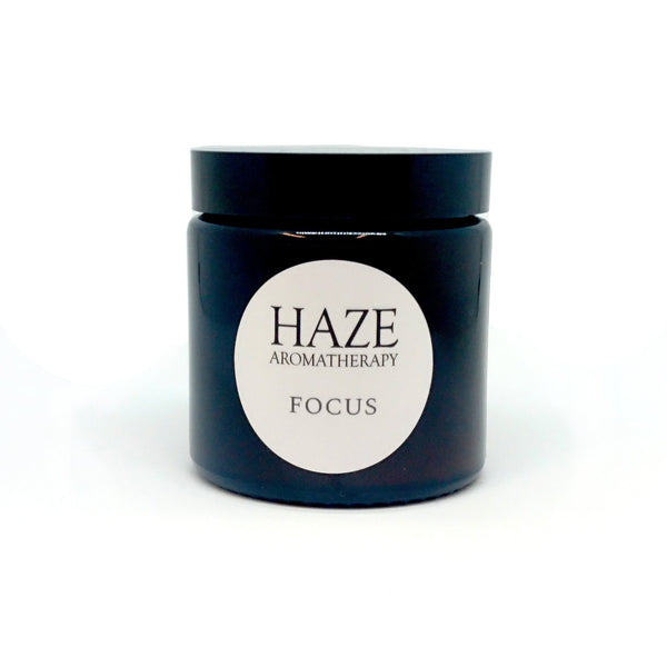 Haze Small Amber Candle Focus - Logan Malloch