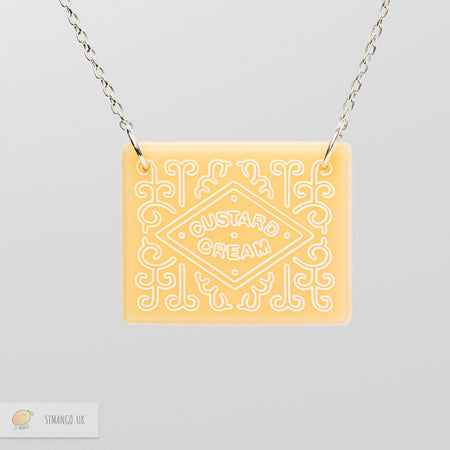 Custard Creme Necklace [variant_title] - Logan Malloch