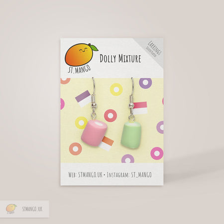 Dolly Mixture Earrings [variant_title] - Logan Malloch