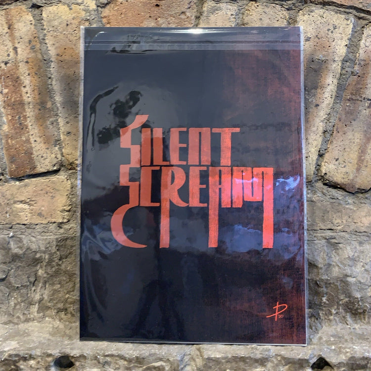 Silent Scream [variant_title] - Logan Malloch