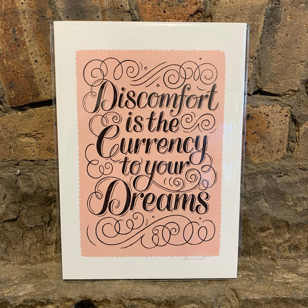 Currency to your Dreams [variant_title] - Logan Malloch
