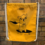 Townsley Design Gym Sack - Yellow [variant_title] - Logan Malloch