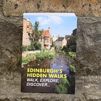Edinburgh's Hidden Walks [variant_title] - Logan Malloch