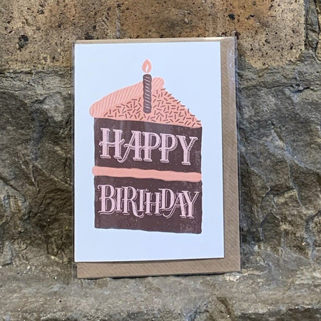 Birthday Cake Card [variant_title] - Logan Malloch