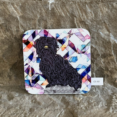 Coasters by Angela Jane Johnston Design Greyfrairs Bobby - Logan Malloch