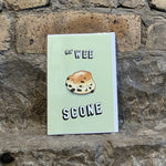 Ma' Wee Scone Card [variant_title] - Logan Malloch