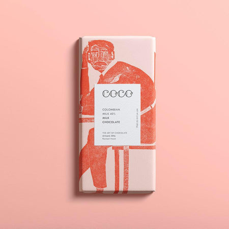 Colombian 40% Milk Chocolate [variant_title] - Logan Malloch