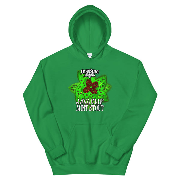 Java Chip Mint Stout - Hooded Sweatshirt
