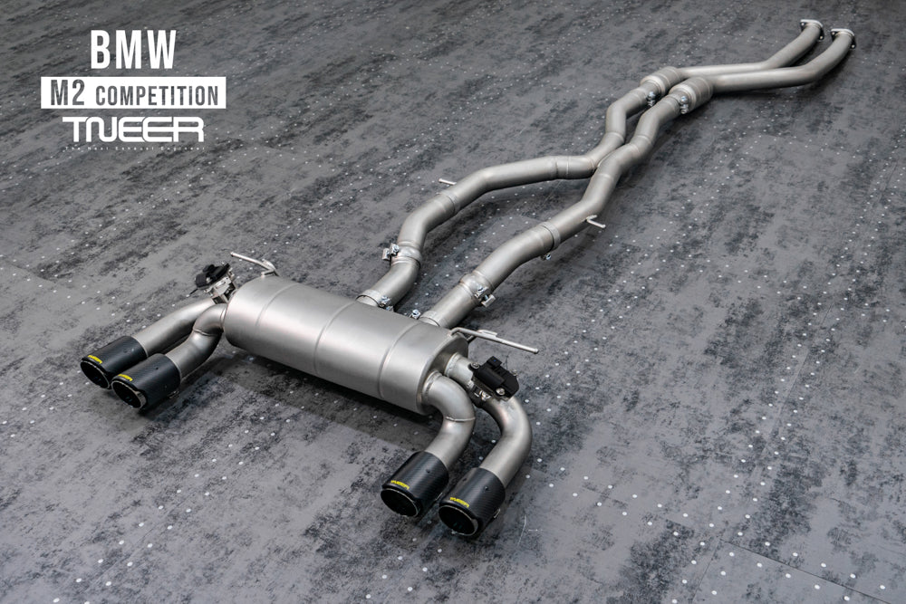 TNEER EXHAUST SYSTEMS