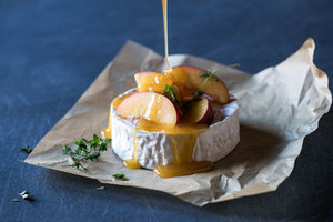 Cheese and Honey - a match made in heaven