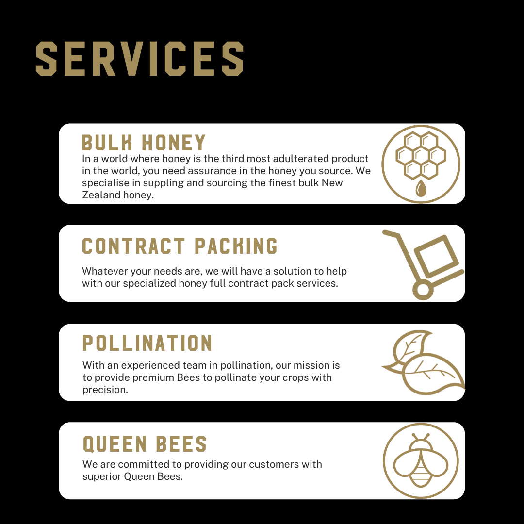 Taylor Pass Honey Services