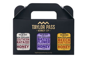 Taylor Pass Honey Co Taylor Pass Artisan Honey Selection Gift Pack