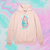 Elite Society Bath Time Anime Hoodie