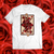 Queen of Hearts Anime Shirt