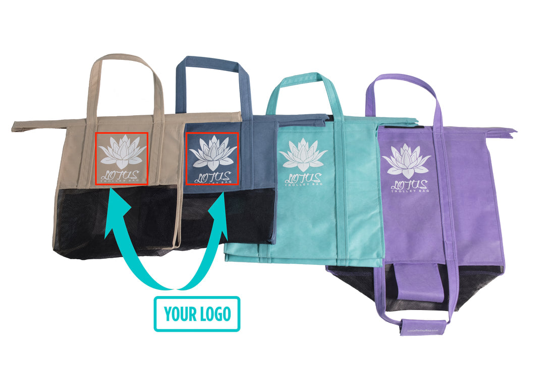 Lotus Trolley Bag Wholesale Opportunities