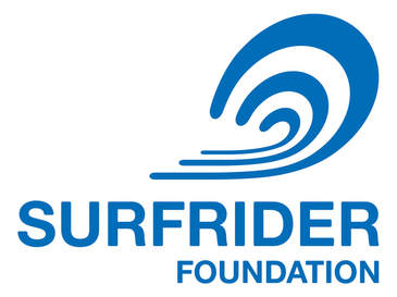 Lotus Trolley Bag supports the Surfrider Foundation