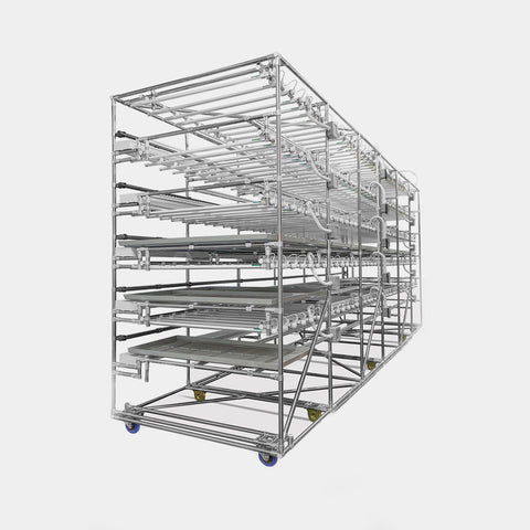 VF5206 - 5 Layer F&D Moving Tray System