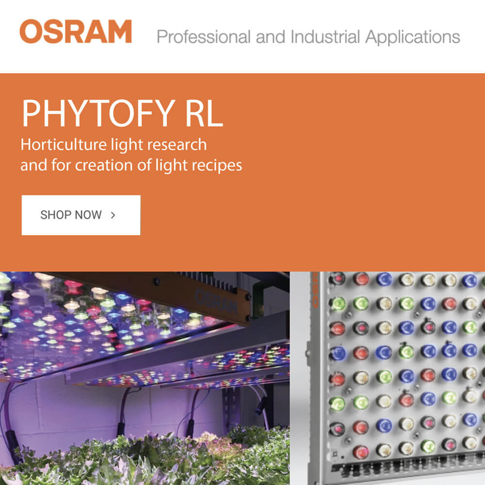 Osram Research Light