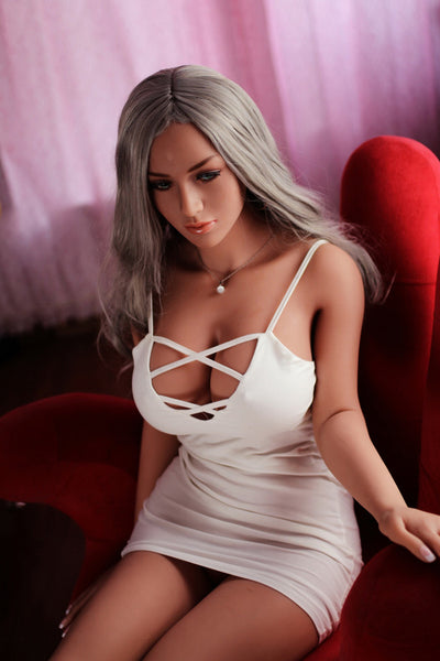 Grey Haired Doll
