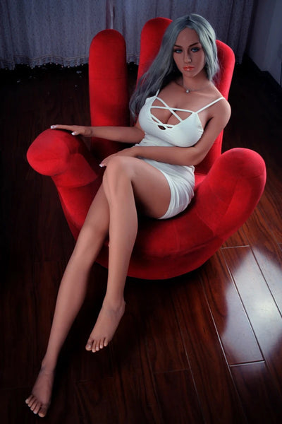Buy Albino Sex Doll - Realistic Dolls Tall - Gray Hair