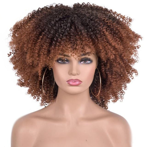 Afro Style Wigs