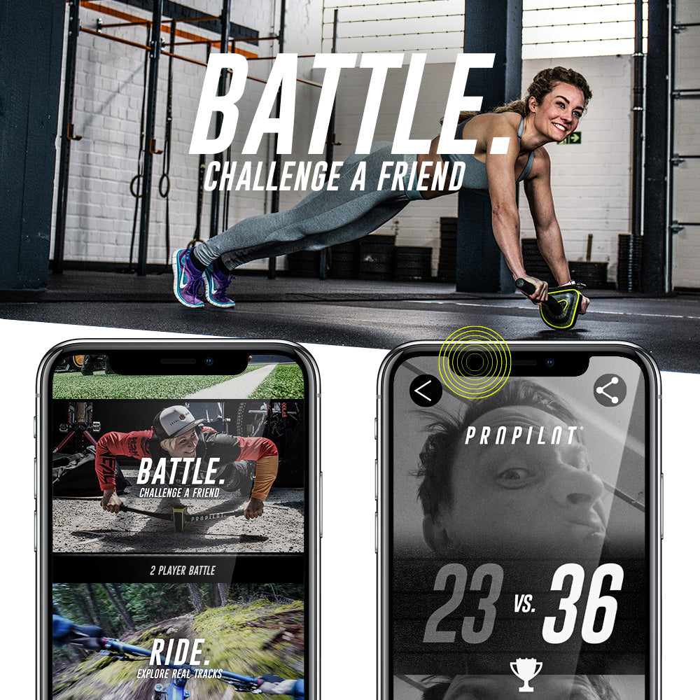 Praep ProPilot App - Battle