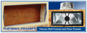 THERMO-FRAMES - RA FRAME - WINDOWED