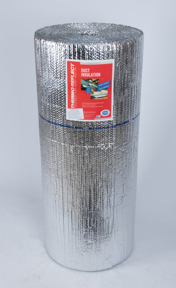 R-4 THERMO REFLECT DUCT INSULATION