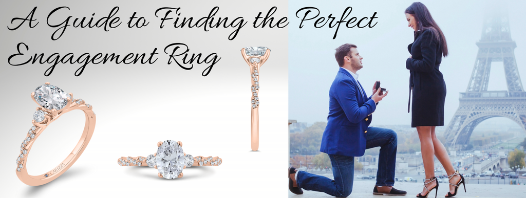 A Guide to Finding the Perfect Engagement Ring