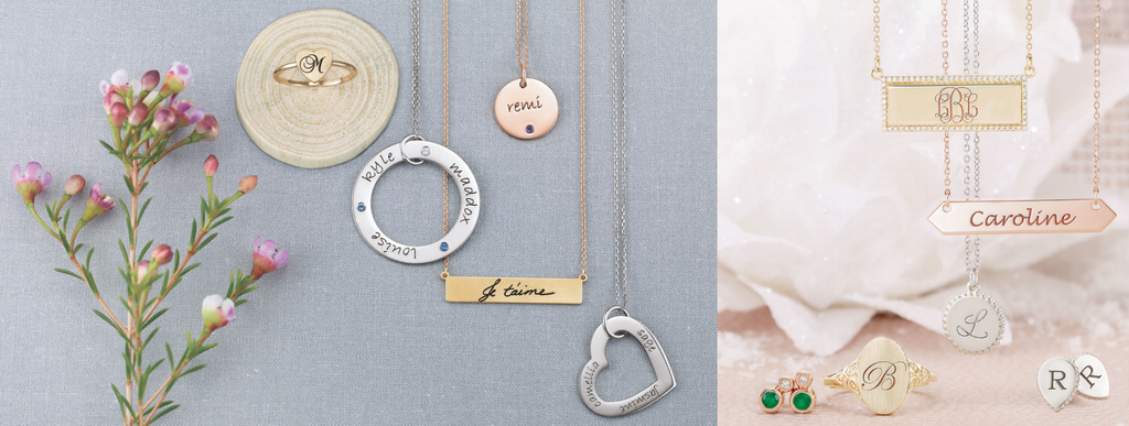 Personalized Jewelry - A Treasured Memento