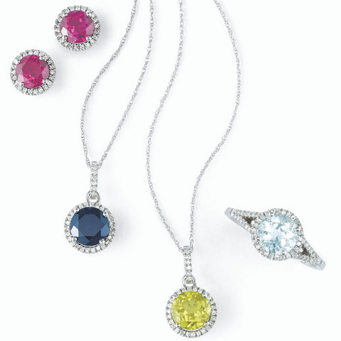 Colorful Jewelry - 2020 Jewelry Trends