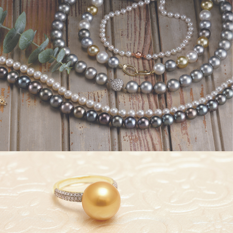 Pearls - 2020 Jewelry Trends