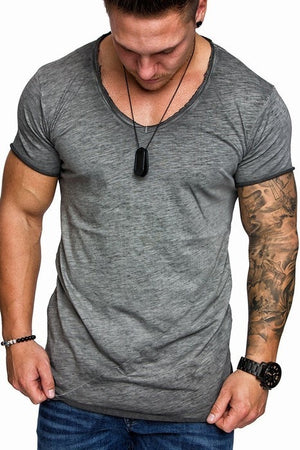 Stylish Longline Oversize T-Shirt