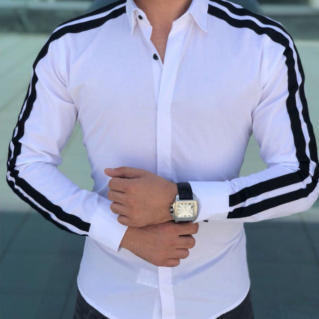 Luxury Casual Slim Fit Shirt