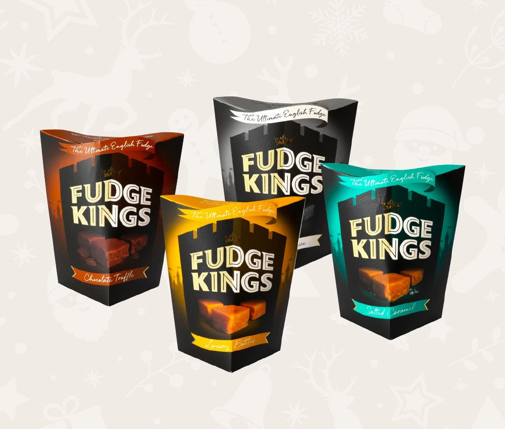 Fudge Kings Xhocolate Truffle Fudge 150g