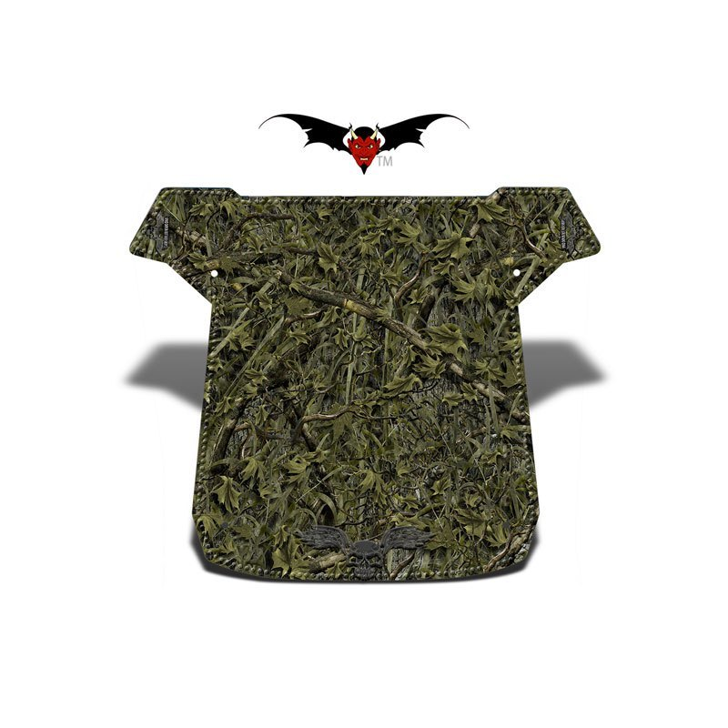 Everglades Camo XC Graphic Kits Roof