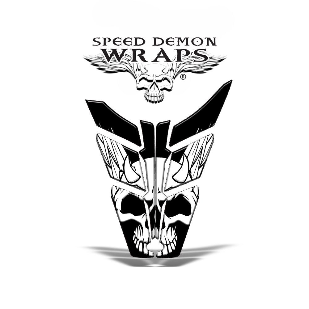Pro RMK RUSH HOOD WRAP - SPEED DEMON DARK BARON - Speed Demon Wraps