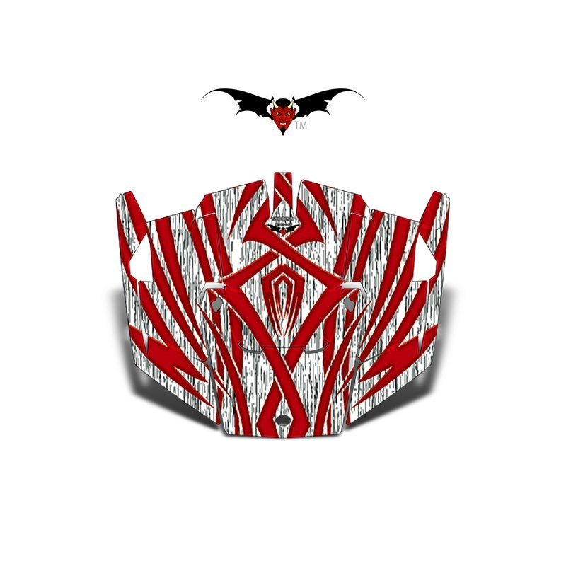Red-Tribal_XP-1000-Hood-Graphics