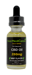 Gold Series CBD Oil Tincture - Full Spectrum CBD - 250mg - PMC