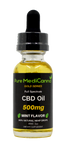 Gold Series Full Spectrum CBD Tincture - 500mg - PMC