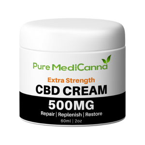 CBD Cream - 500mg - PMC