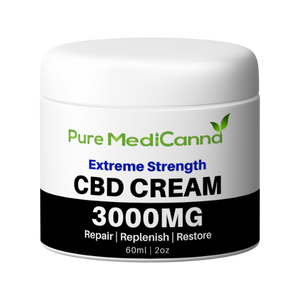 CBD Cream - 3000mg - PMC