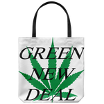 Green New Deal. Tote