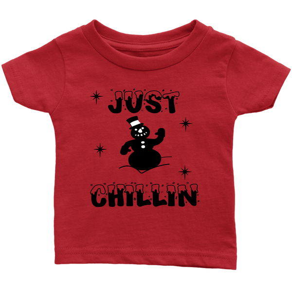 Just Chillin. Infant, Toddler, and Kids Tshirt