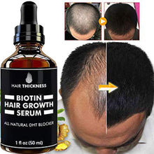 Load image into Gallery viewer, Hair Growth Serum With Biotin Serum