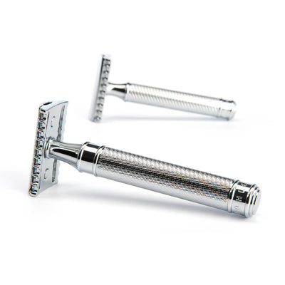 มีดโกนสองคม MÜHLE รุ่น R41 GRANDE Man Of Siam Wet Shave Bangkok Safety Razor  dual image